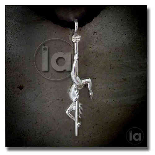 Pole Dance Pendant